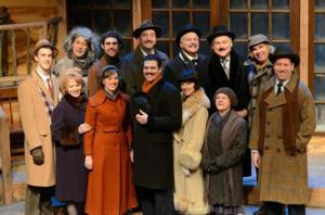 BWW Reviews: Entertaining, Mysterious SEVEN KEYS TO BALDPATE Charms at 2nd Story