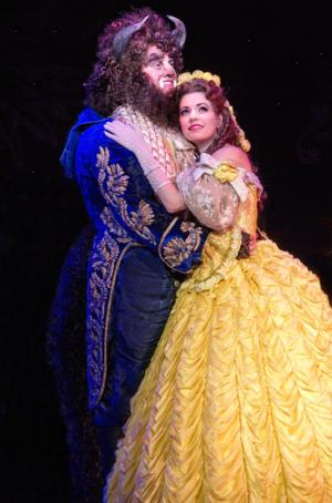 Disney's BEAUTY AND THE BEAST Tour Plays The Bushnell, Now thru 5/11