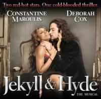 JEKYLL & HYDE Plays Fisher Theatre for One Week Only, 11/27-12/2