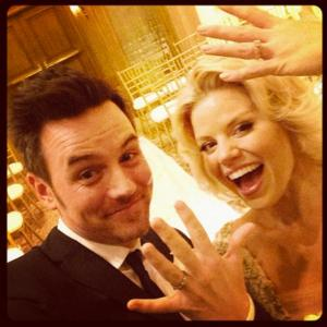Congrats! Megan Hilty Marries Brian Gallagher in Las Vegas