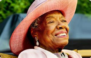 Maya Angelou Criticizes Obama's 'Race to the Top'