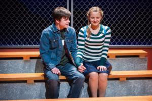 Stargirl Caraway And Leo Borlock Bww reviews: first stage presents ...