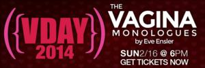 The Smiley Face and the Frown Entertainment Co. to Present THE VAGINA MONOLOGUES, 2/16