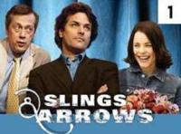 SLINGS & ARROWS Among Series to Be Streamed on Acorn TV