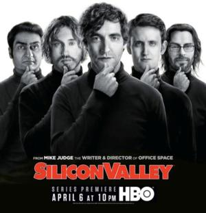Mike Judge's SILICON VALLEY Bows 4/6 on HBO