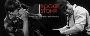 BOOGIE STOMP! Opens at PianoForte Studios Tomorrow