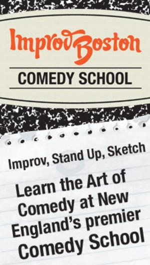 ImprovBoston Announces Two New Comedy School Scholarships