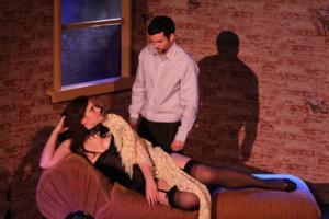 Venus in Fur at Bootless Stageworks