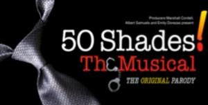 50 SHADES! THE MUSICAL to Play Moore Theatre, 6/12-14