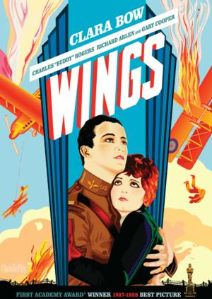 Silent Film WINGS Gets Screening with Live Organ Accompaniment, 8/10