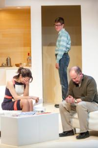 BWW Reviews: St. Louis Actors' Studio's Provocative THE GOAT OR, WHO IS SYLVIA?
