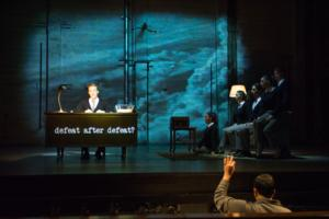 BWW Reviews: Glass and Ginsberg Inspire Cultural Revolution at Milwaukee's Skylight