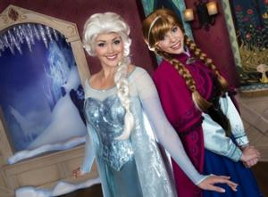 FROZEN-Themed Attraction Heading to Epcot's Norway Pavilion?