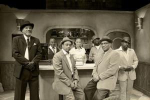 American Stage Adds 2/23 Performance of 2 TRAINS RUNNING