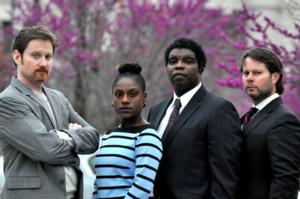 Trustus Theatre to Present David Mamet's RACE, 4/10-19