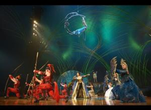 BWW Reviews: Cirque du Soleil's AMALUNA Dazzles at National Harbor