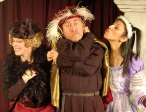 Pushcart Players to Bring HAPPILY EVER AFTER to Center for the Arts, 4/25