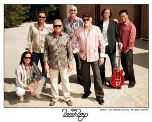 The Beach Boys to Play Edgerton Center, 4/2
