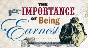 Depot Playhouse Opens THE IMPORTANCE OF BEING EARNEST, 9/5-28