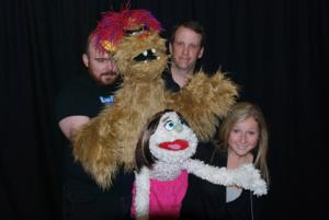 BWW Reviews:  Manchester Musical Players Return After Hiatus with a Ribald Trip to AVENUE Q