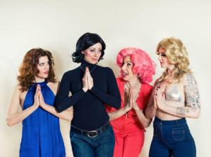 Hotsy Totsy Burlesque to Present Tribute to 1970's Action TV at Slipper Room, 4/30
