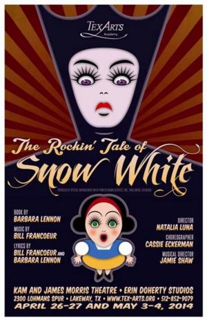 THE ROCKIN' TALE OF SNOW WHITE to Open this Weekend at TexARTS