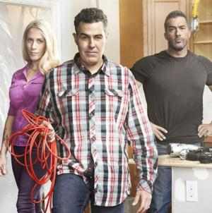 Spike TV Orders Season 2 of Adam Carolla's CATCH A CONTRACTOR
