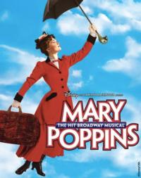 MARY POPPINS Comes to Orlando, 1/8-13