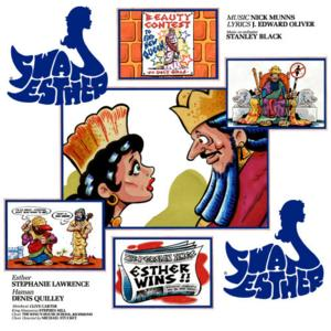 Stage Door Records to Release SWAN ESTHER 1983 Cast Recording, 5/26
