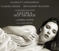 CAT ON A HOT TIN ROOF's Scarlett Johansson Stops By THE LATE SHOW Tomorrow