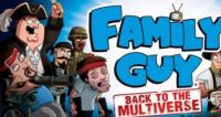 FAMILY GUY: BACK TO THE MULTIVERSE Video Game Available Today in Retail Stores
