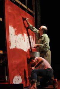 BWW Reviews: RED is a Brushstroke of Genius at PlayMakers Repertory Company