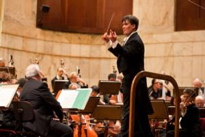Alan Gilbert Leads the NY Phil in Britten's 100th Birthday Celebration Tonight