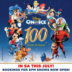DISNEY ON ICE Announces Additional South African Tour Dates