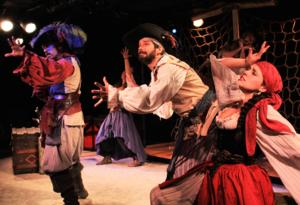THE GREATEST PIRATE STORY NEVER TOLD! Extends Again Off-Broadway
