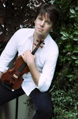 Joshua Bell to Perform with the Houston Symphony, 9/20-22