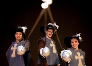 BWW Reviews: Merced Offers New Version of THE THREE MUSKETEERS