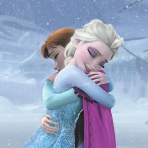 Anna and Elsa to Grow as Sisters in New FROZEN Book Series, Out This Winter!