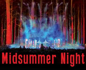 Suffolk University to Present Boston Premiere of Rock Musical MIDSUMMER NIGHT, 4/10-13