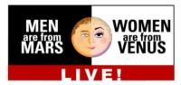 Men Are From Mars - Women Are From Venus LIVE! Plays Marcus Center Tonight