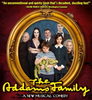 THE ADDAMS FAMILY National Tour to Play Morrison Center, 12/14-15