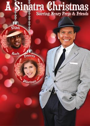 BWW Reviews: Encore Offers A Sinatra Christmas Songfest Through the Holidays