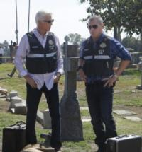 CBS's CSI CRIME SCENE INVESTIGATION Tops 10 pm Time Slot