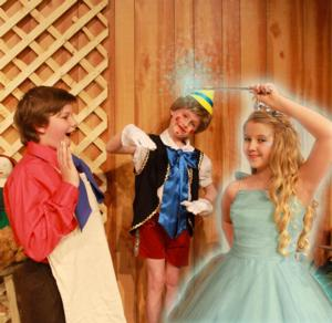 CFTA Presents MY SON PINOCCHIO Jr., Now thru 5/25