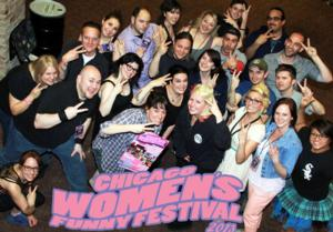 SNL Writer Katie Rich, Beth Stelling & More Set for 3rd Annual Chicago Women's Funny Festival, Now thru 6/8