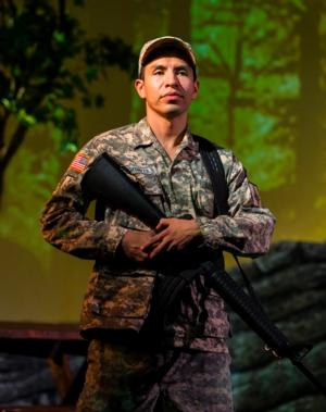 BWW Interviews: Playwright Vickie Ramirez Discusses STAND-OFF AT HWY #37