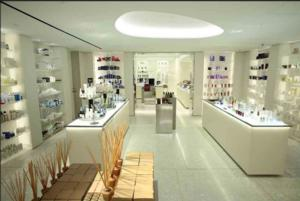 Barney's Renovates Beauty Floor