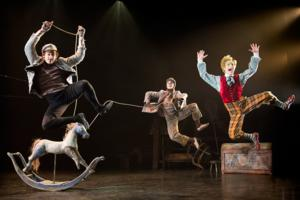 THE WIND IN THE WILLOWS Returns to the West End, December