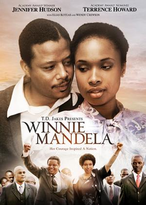 WINNIE MANDELA Available on DVD & Blu-Ray, 12/3