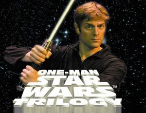 Maine State Music Theatre to Present ONE-MAN STAR WARS TRILOGY, 6/16